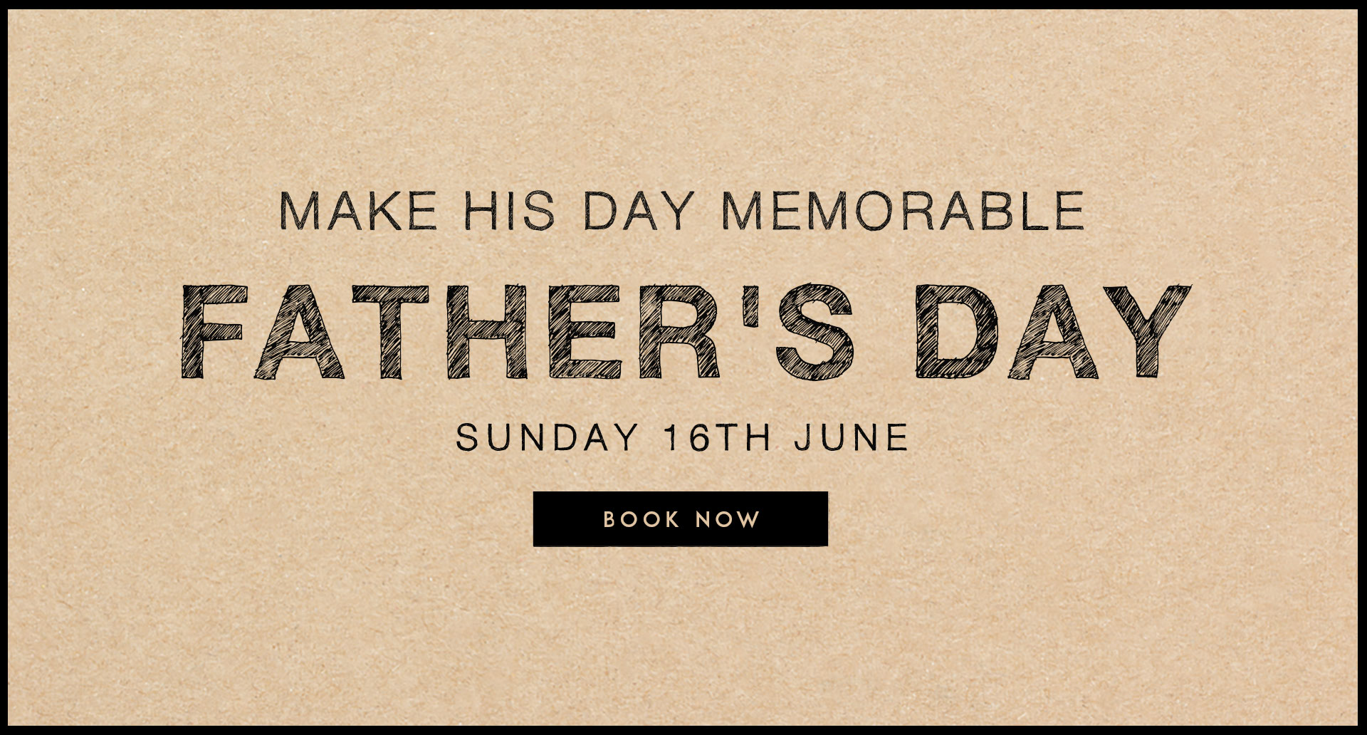 Fathers Day at Crown & Greyhound