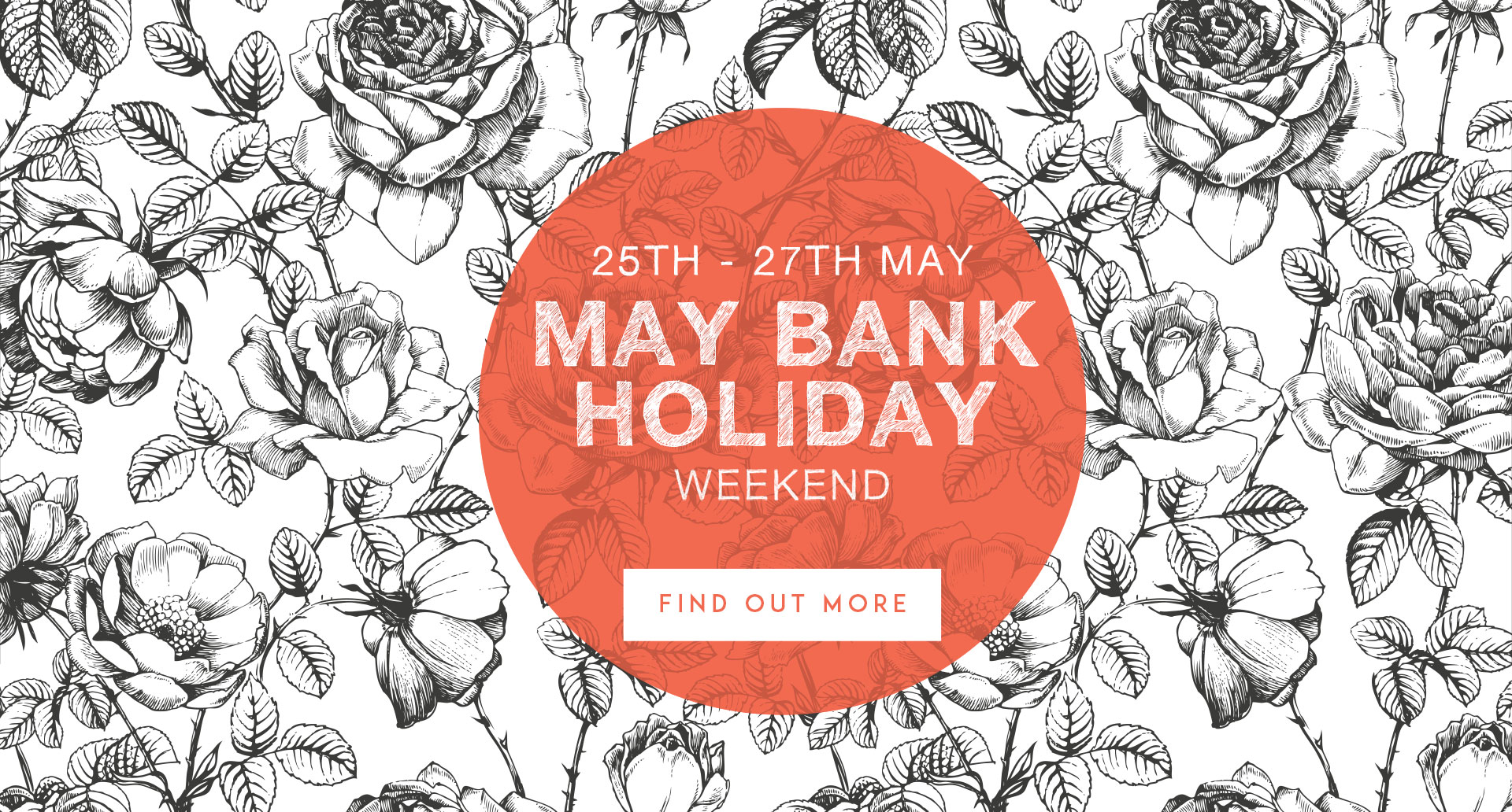 May Bank Holiday at Crown & Greyhound
